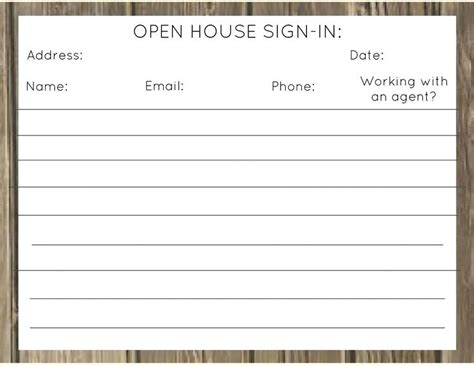 printable open house sign open house sign in sheet pdf sign coldwell banker open