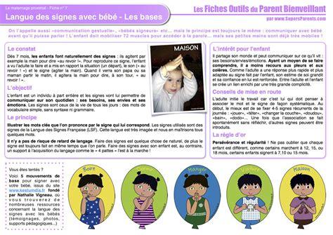 Langue des signes avec bébé ? Les bases ? Maman Zen