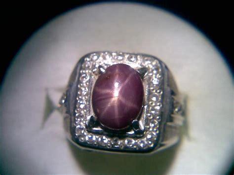Akik Permata Batu Cincin Ruby Sri Lanka Untreated Bt166 ruby birma dunia akik dan permata