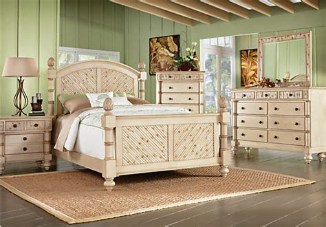 cream bedroom set key royale cream 5 pc queen bedroom bedroom sets