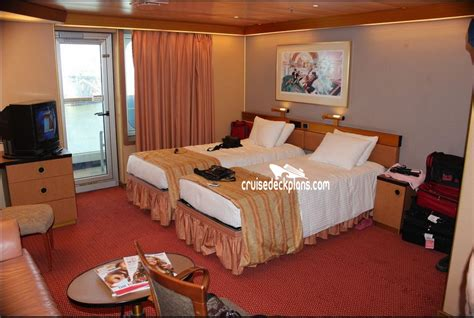 carnival triump state room 1287 which floor carnival triumph sky deck plan tour