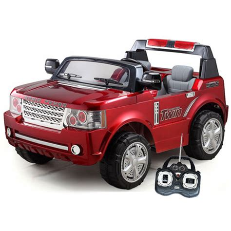 kids red jeep electricity pictures for kids images