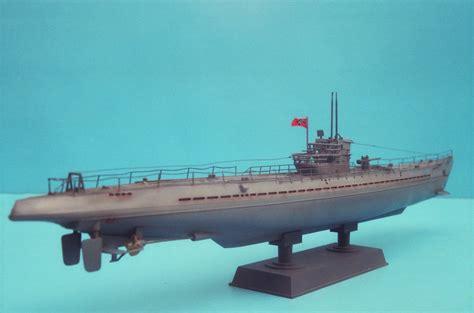 german u boats models german u boat ix b 1 200 finescale modeler essential
