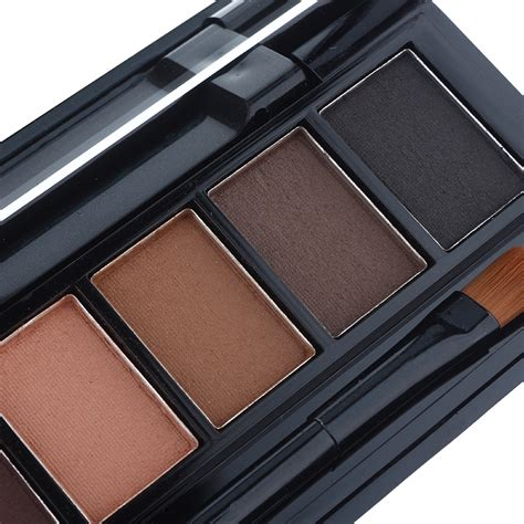 6 Warna Eye Shadow Blush Flush Matte Cosmetics 16 Warm Color Eye novo eye shadow true color 10 warna 15g no 6 jakartanotebook