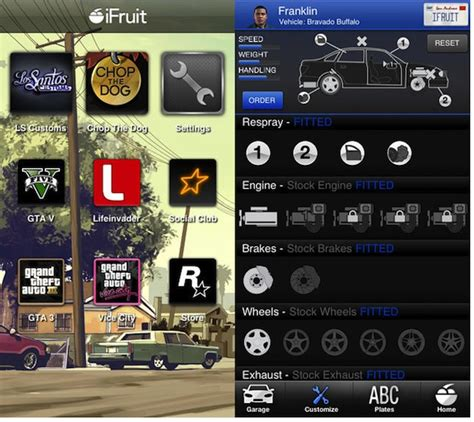 Grand Theft Auto Ifruit by T 233 L 233 Charger Le Programme Grand Theft Auto Ifruit Andro 239 De