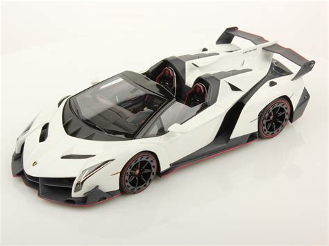 convertible lamborghini lamborghini veneno roadster 1 18 mr collection models