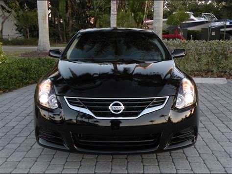 2011 nissan altima coupe for sale 2011 nissan altima 2 5 s coupe ft myers fl for sale in