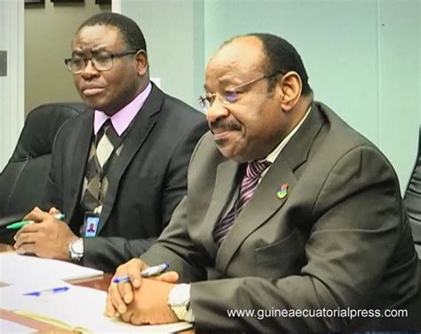 Anatolio Ndong Mba Protagoniza La Celebración De Guinea Ecuatorial by Guinea Ecuatorial Felicita Al Gobierno Iraqu 237 Y A La