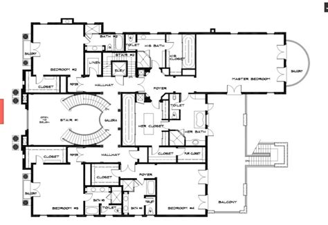 mansion plans 25 million newly listed mansion in bel air ca with floor plans homes of the rich