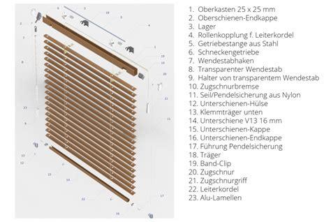 jalousie wandmontage innenjalousie f 252 r wandmontage massjalousien
