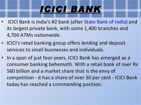 is icici bank open today situation analysis of banking sector in india
