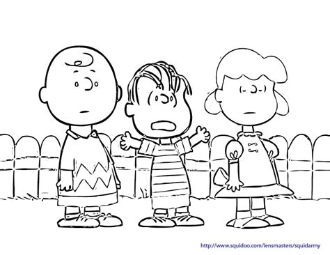 coloring pages for thanksgiving charlie brown free coloring pages of charlie brown