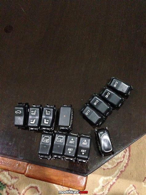Jual Switch Ac Mobil bekas aneka switch w124 w210