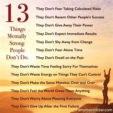 0008105936 things mentally strong people don t 13 things mentally strong people don t do mentally