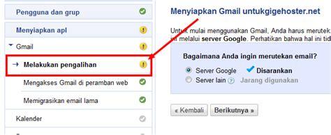 membuat email dengan google apps cara membuat email dengan domain sendiri atau domain