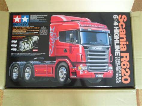 Harga Rc Truck Container Scania by Wts Tamiya Rc 1 14 Scania R620 Mfc 03 And 40ft Maersk