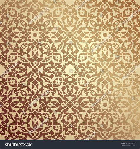 pattern islamic floral islamic floral pattern 스톡 벡터 232896259 shutterstock