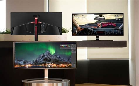 Monitor Ultra Wide lg s ultra wide monitors are and come with built in cast the indian express