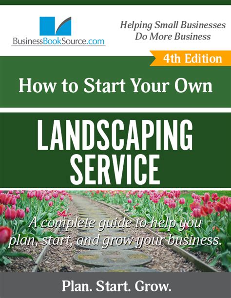 how to start a landscaping business