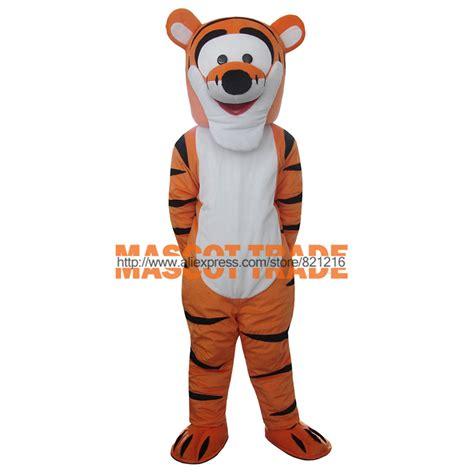 Aliexpress Buy Free Shipping Characters - aliexpress buy high quality tigger mascot costume