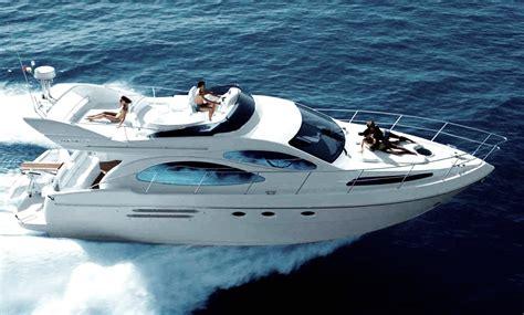 azimut 46 flybridge istion yachting greece