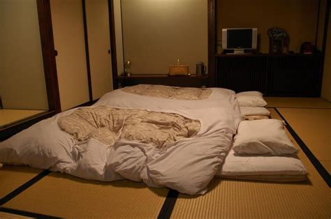 Traditional Futon by Traditional Japanese Bedding Our Beds For The The