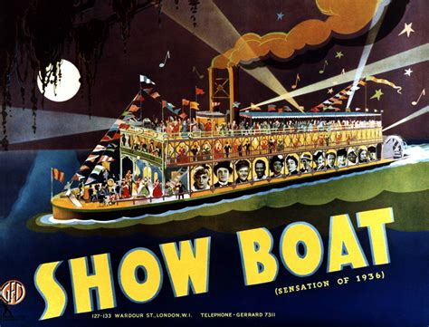 the boat show show boat 1936