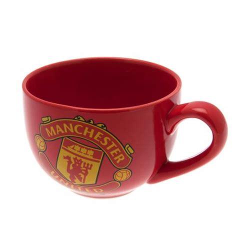 Mug Melamin Manchester United manchester united f c cappuccino mug for only 163 12 61 at merchandisingplaza uk
