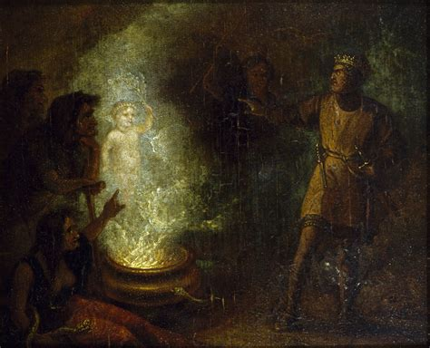 the appartion file macbeth recoiling from the apparition of the crowned