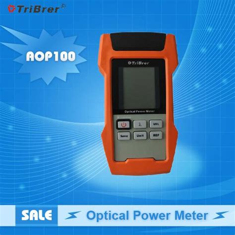 Optical Power Meter Opm Sg86ar70 opm optical power meter tribrer brand aop100 optical