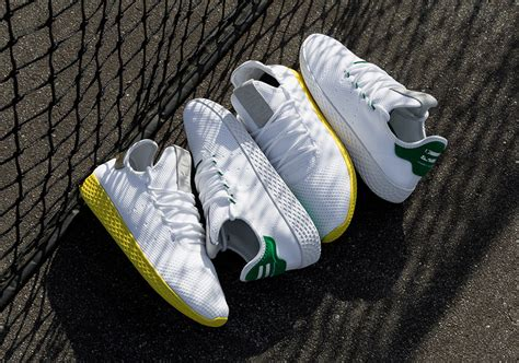 Adidas Pharrel Willams 2 pharrell williams adidas originals are set to launch the tennis hu sneaker freshness mag