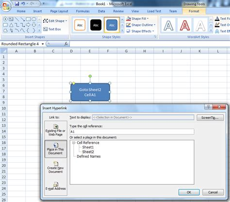 format control buttons excel 2007 command button vba excel 2007 vba for excel 2007