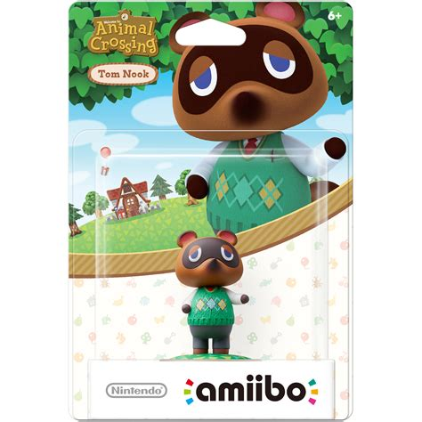 Nintendo Amiibo Figures Kapp N Animal Crossing Series nintendo tom nook amiibo figure animal crossing series