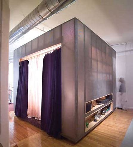 living in a box room in your lyrics dan hisel s fabulous prefab bedroom wired