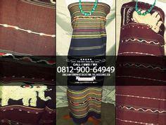 Kk107 Kain Batik Katun Motif Etnik Traditional Murah Bawahan Kebaya wa 0812 900 64949 model baju tenun modern tenun ikat