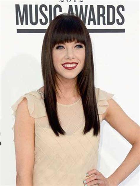 bangs hairstyles celebrities celebrities bangs hairstylegalleries com