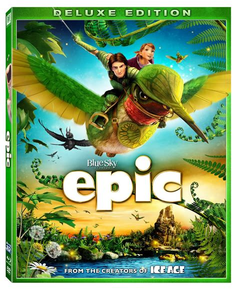 film d azione epici preorder epic movie blu ray 3d combo set for 24 99 shipped