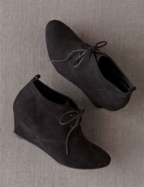 black wedge bootie shoes shoes shoes