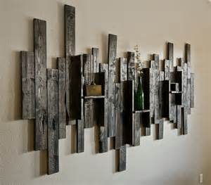 Metal Wall Murals Home Design Rustic Wood And Metal Wall Art Style Large