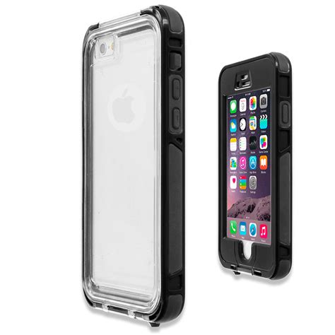waterproof shockproof dirt proof case cover  apple