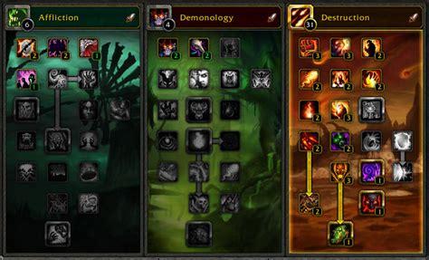 warlock specs warlock spec 85