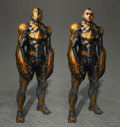 Ironman Mk37 Sea Diving Mech Suit yellow suit by brotherostavia on deviantart