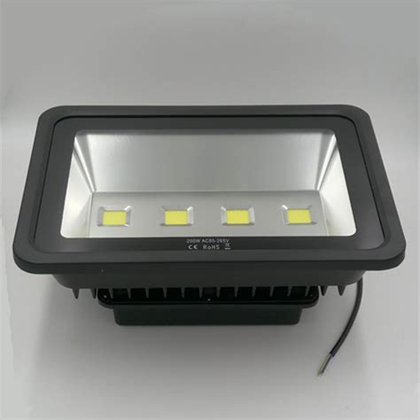 Outdoor Waterproof Lighting Ultrathin Led Flood Light 200w Ac85 265v Waterproof Ip65 Floodlight Spotlight Outdoor Lighting