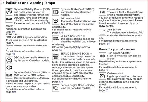 bmw dashboard lights meaning bmw 08 e90 warning symbols html autos post