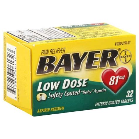 Dixie Home Carpet by Bayer Low Dose Aspirin Only 0 49 At Walgreens Coupon