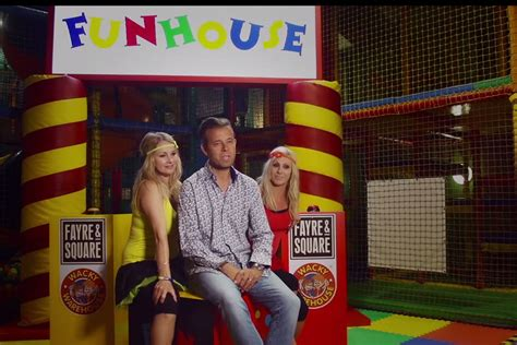 fun house fun house nineties game show returns for one off live
