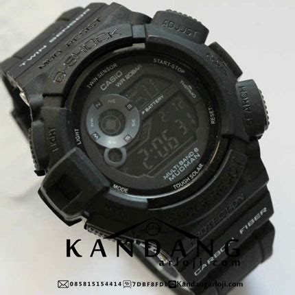 G Shock Dualtime Army jam tangan swiss army dual time jam simbok