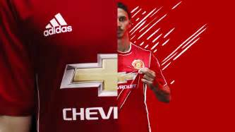 united home manchester united 16 17 home kit released footy headlines