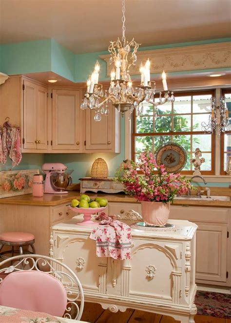 20 inspiring shabby chic kitchen design ideas 20 diy shabby chic decor ideas diy ready