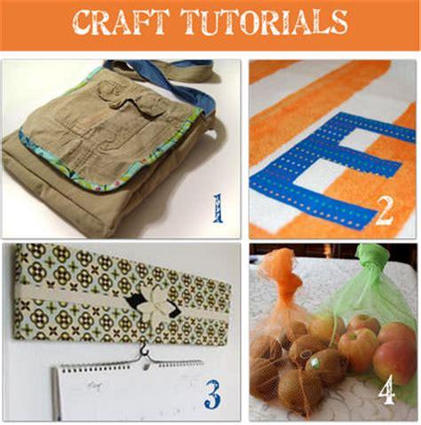 New Handmade Craft Ideas - 16 craft project ideas tutorials tip junkie